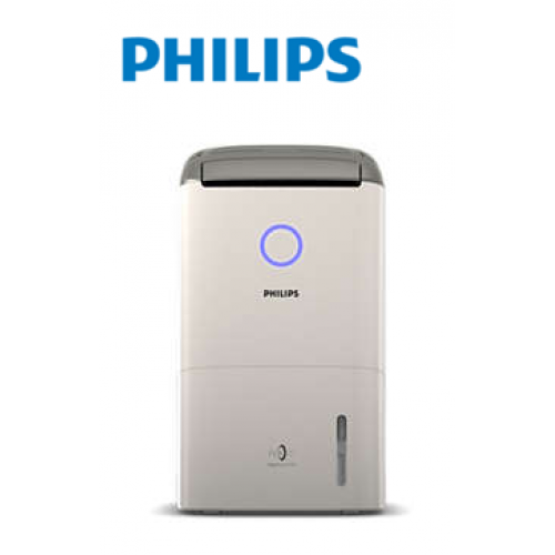 PHILIPS Series 5000 2-in 1 Air dehumidifier DE5205/30