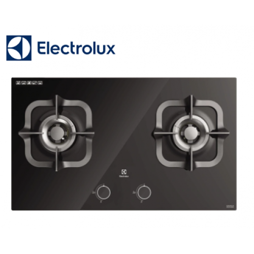 "ELECTROLUX 32"" / 78cm Potenza Gas Hob with 2 burners EGT7828CK"