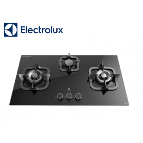 "ELECTROLUX 36"" / 90cm Potenza Gas Hob with 3 burners EGT9239CK"