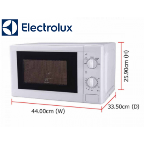 ELECTROLUX 20 L MICROWAVE OVEN ELE-EMM2021MW