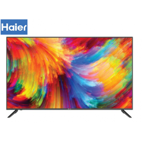 "HAIER 43"" FHD LED TV LE43K6000TF - HDMI X 2 , USB X 1 , USB MOVIE"