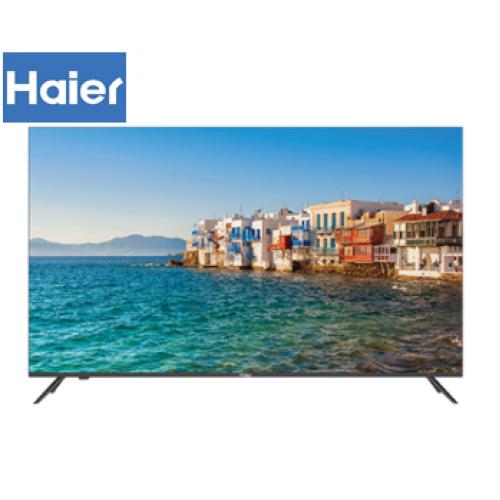 "HAIER 50"" UHD LED TV ANDROID TV LE50K6600UG FULL VERSION, 4 HDMI, 2 USB"