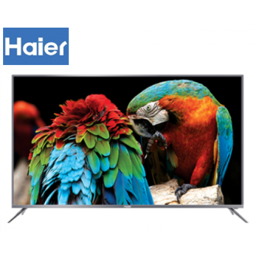 "HAIER 50"" UHD LED ANDROID TV LE50U6900UG METAL BEZEL, WCG, 4 HDMI, 2 USB"