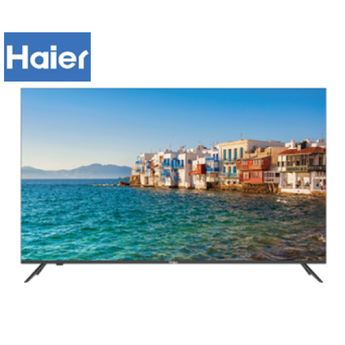"HAIER 55"" UHD LED TV ANDROID TV LE55K6600UG FULL VERSION, 4 HDMI, 2 USB"
