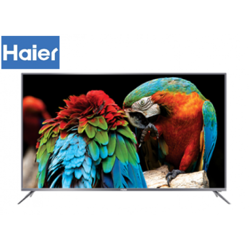 "HAIER 55"" UHD LED ANDROID TV LE55U6900UG METAL BEZEL, WCG, 4 HDMI, 2 USB"