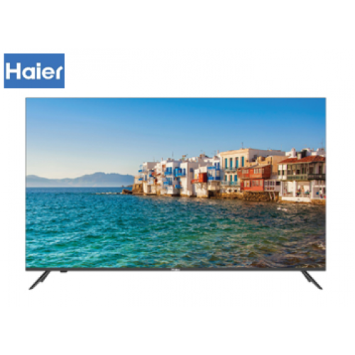 "HAIER 65"" UHD LED TV ANDROID TV LE65K6600UG FULL VERSION, 4 HDMI, 2 USB"
