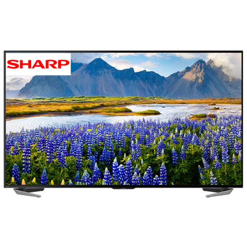 SHARP 4K UHD ANDROID TV 4TC80CL1X