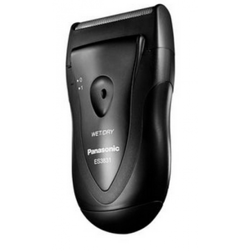 PANASONIC Compact Single Blade Wet/Dry Travel Shaver ES3831K