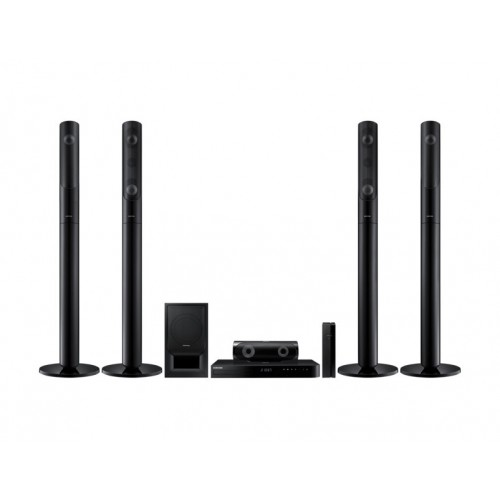 Samsung Blu-ray Home Theater Set HT-J5550WK