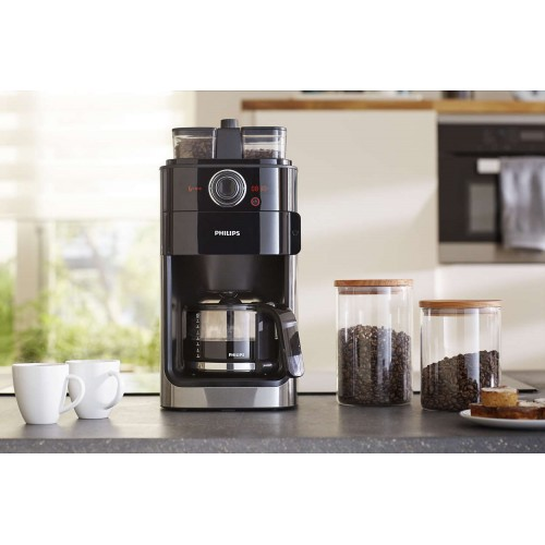 Philips HD7762 Grind and Brew Coffee Maker